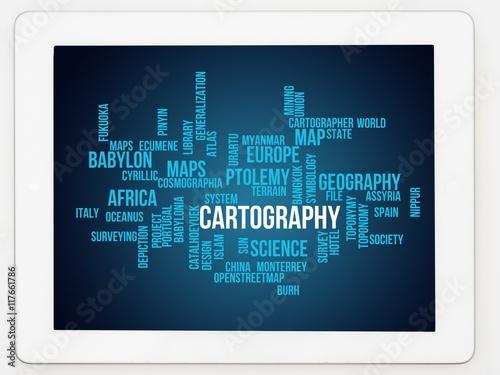 Fotografía  cartography