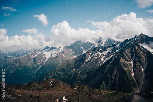 Poster Glaciers nature
