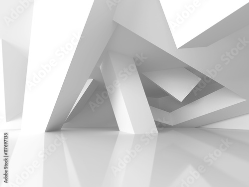 geometryczna-biala-architektura-nowoczesny-design