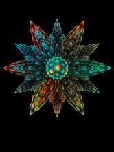 Abstract  Fractal 3D Fantastic...