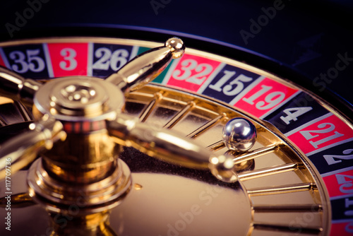 Foto  Casino Roulette