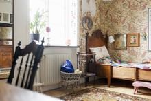 Bedroom Of Simple House