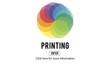 canvas print picture - RGB Printing Palette Mixing Colour Concept