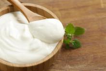 Homemade Organic Sour Cream In...
