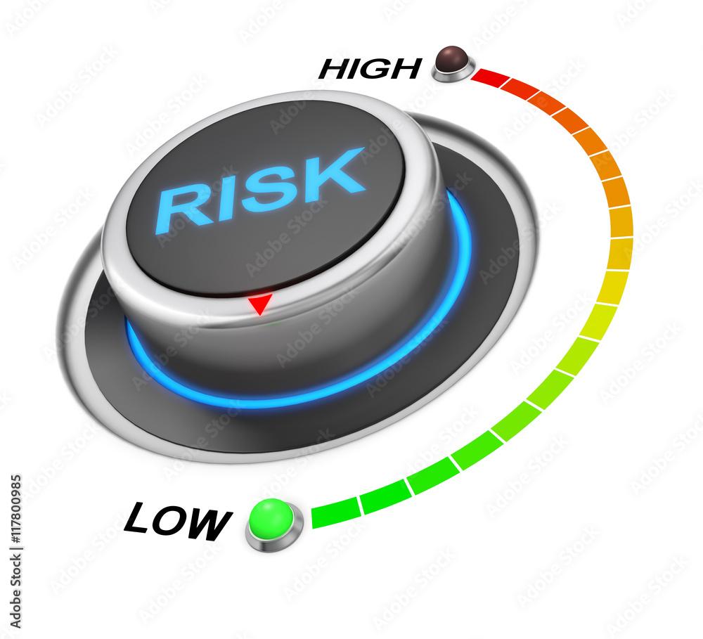 Fototapeta risk