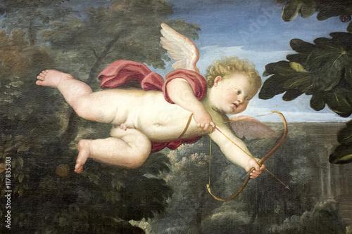 aniol-na-starym-obrazie