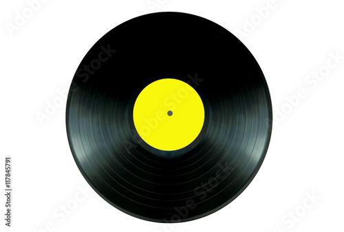 Fotografía  Vinyl record