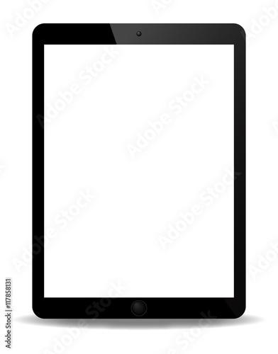 Fotografia  Realistic Tablet Screen