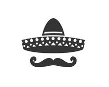 Sombrero Silhouette