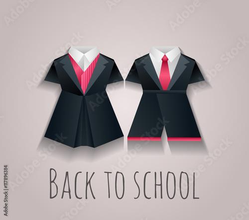 Origami Pandas Go Back to School! | Happy Panda Monday! It's… | Flickr | 443x500