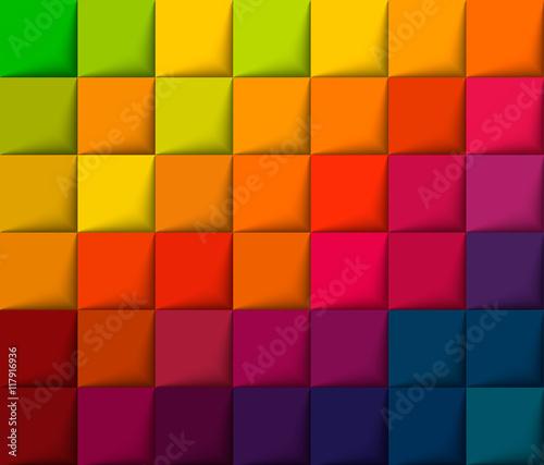 ilustracja-wektorowa-koloru-abstrakcyjnego-tla-geometrycznego