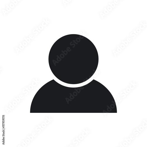 Profile User Icon Fototapete
