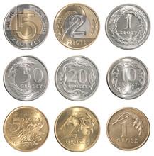 Full Set Of Poland Coin