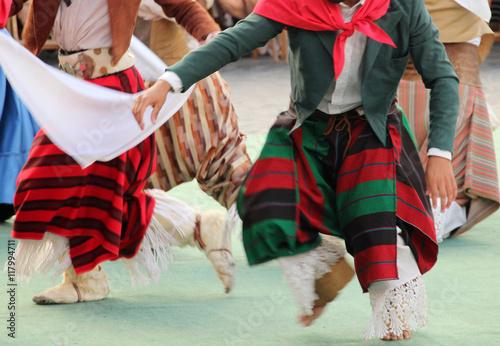 Montage in der Fensternische Karneval Danzas argentinas