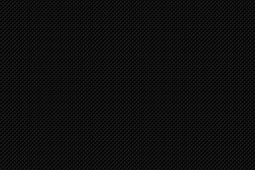 black carbon fiber background and texture for material design.
