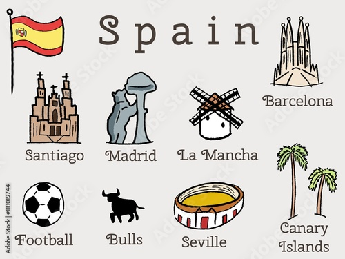Spain vacation Canvas Print