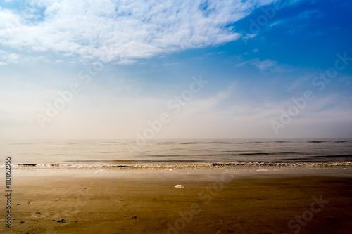 Spoed Foto op Canvas Noordzee Nordsee Strand