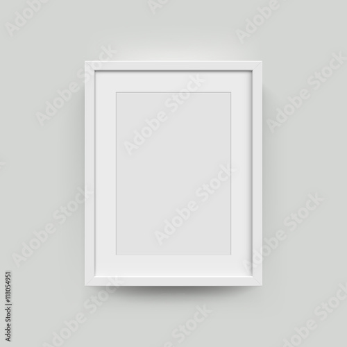 Fotografiet Picture frame for photographs