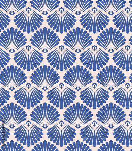 seamless vintage pattern - 118078580