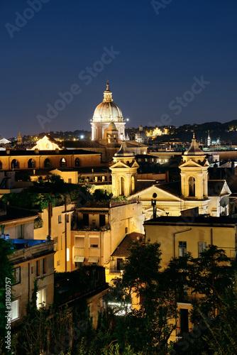 In de dag Mexico Rome evening
