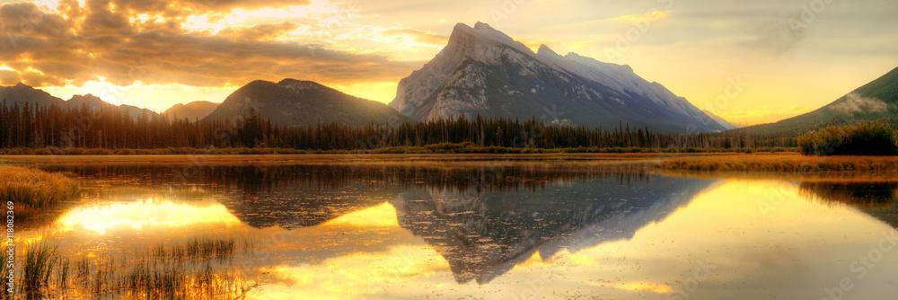 Fototapeta Banff National Park