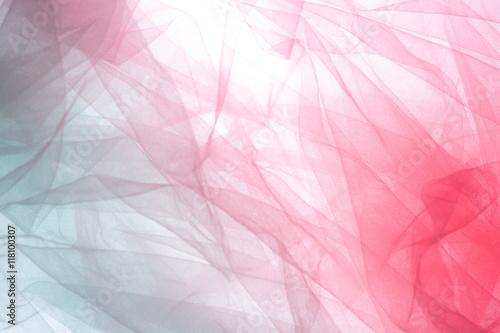 Fotografie, Obraz  Soft chiffon fabric texture background
