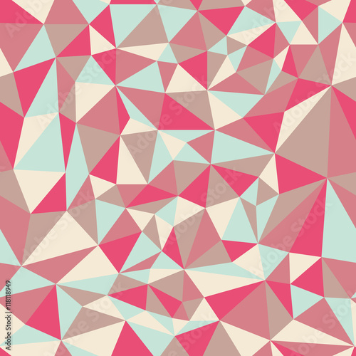 wzor-trojkatow-eps8-ilustracja