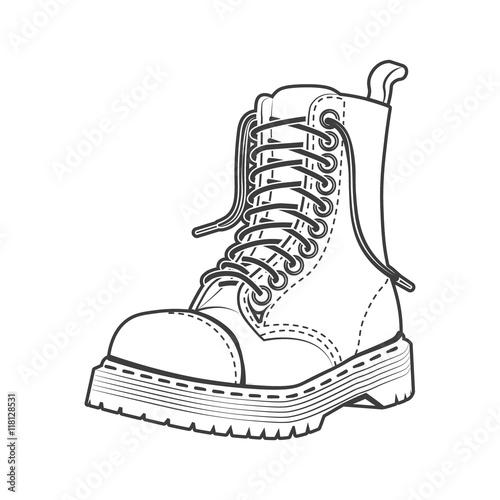 Fotografía  boot