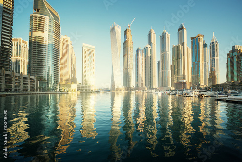 Dubai Marina, United Arab Emirates - 118148590