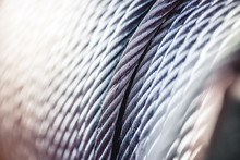 Clean New Steel Cable Steel Wi...