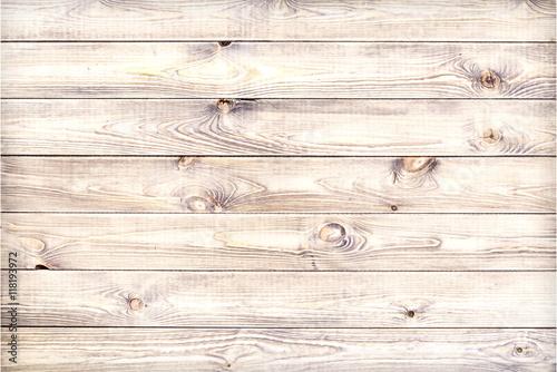Poster Bois Light wood background