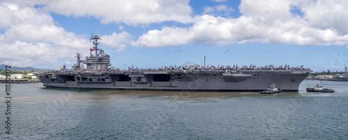 Photo  The USS John C