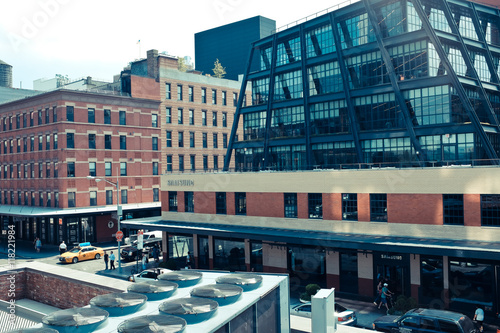 Photo  Meatpacking district, Chelsea, New York