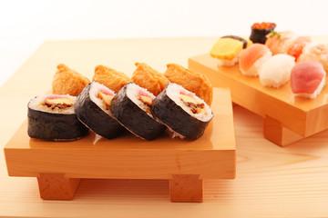 Fototapeta Sushi 美味しそうなお寿司