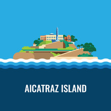 Alcatraz Island View From The ...