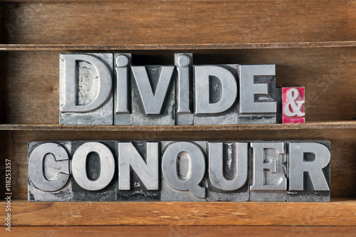 Photo divide and conquer tray