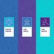 Line Law Justice Patterns Set