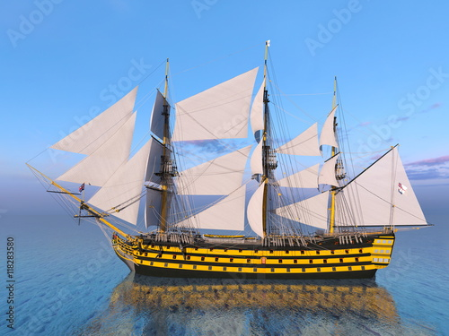 Fotografiet  帆船