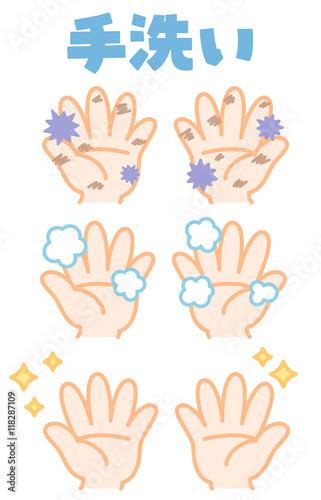イラスト 手洗い