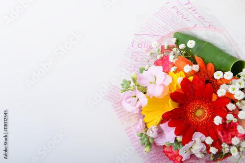 Canvas Print 美しい花束