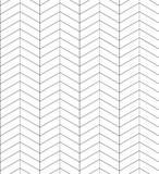 Seamless black and white herringbone texture. Vector background for greeting cards, wrapping paper and your creativity - 118340380