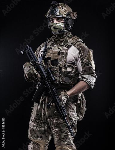Fotografía  Russian armed forces
