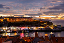 WHITBY, NORTH YORKSHIRE - AUGU...