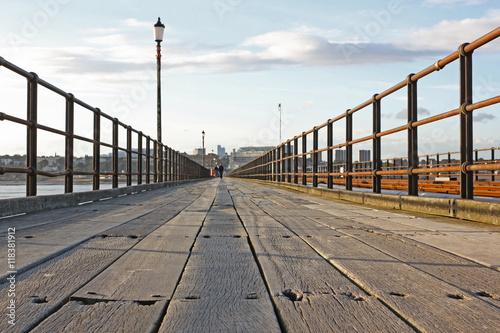 Photo  Southend-on-Sea Pier, Essex, England