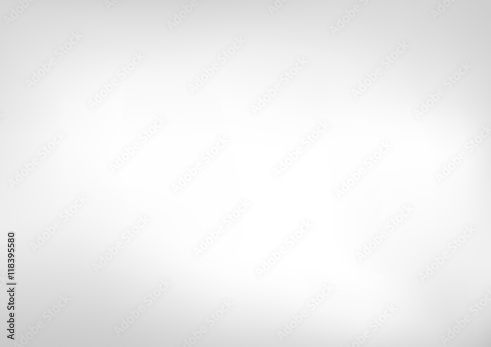 Fototapeta Abstract Greyscale Blurred Vector Background
