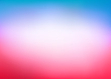 Abstract Blue Red Blurred Vect...