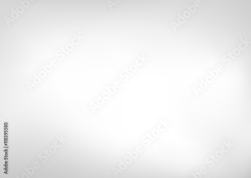 Abstract Greyscale Blurred Vector Background Canvas Print