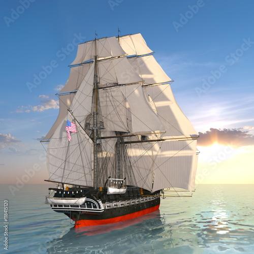 Foto  帆船