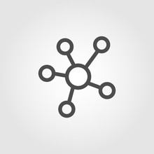 Hub Icon For Apps And Websites