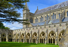 Salisbury Cathedral Und Kreuzg...